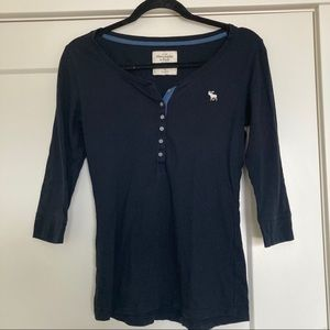 Abercrombie & Fitch 3/4 Length